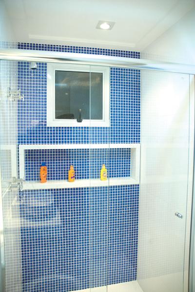 Nichos -> Nicho Banheiro Apartamento