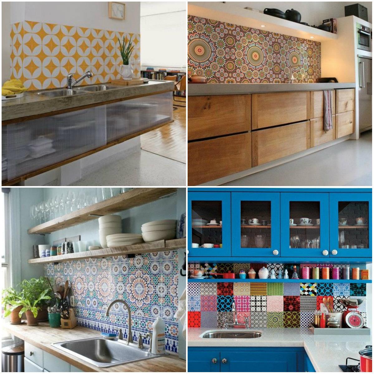 Decora O  ~ Revestimento Cozinha Textura